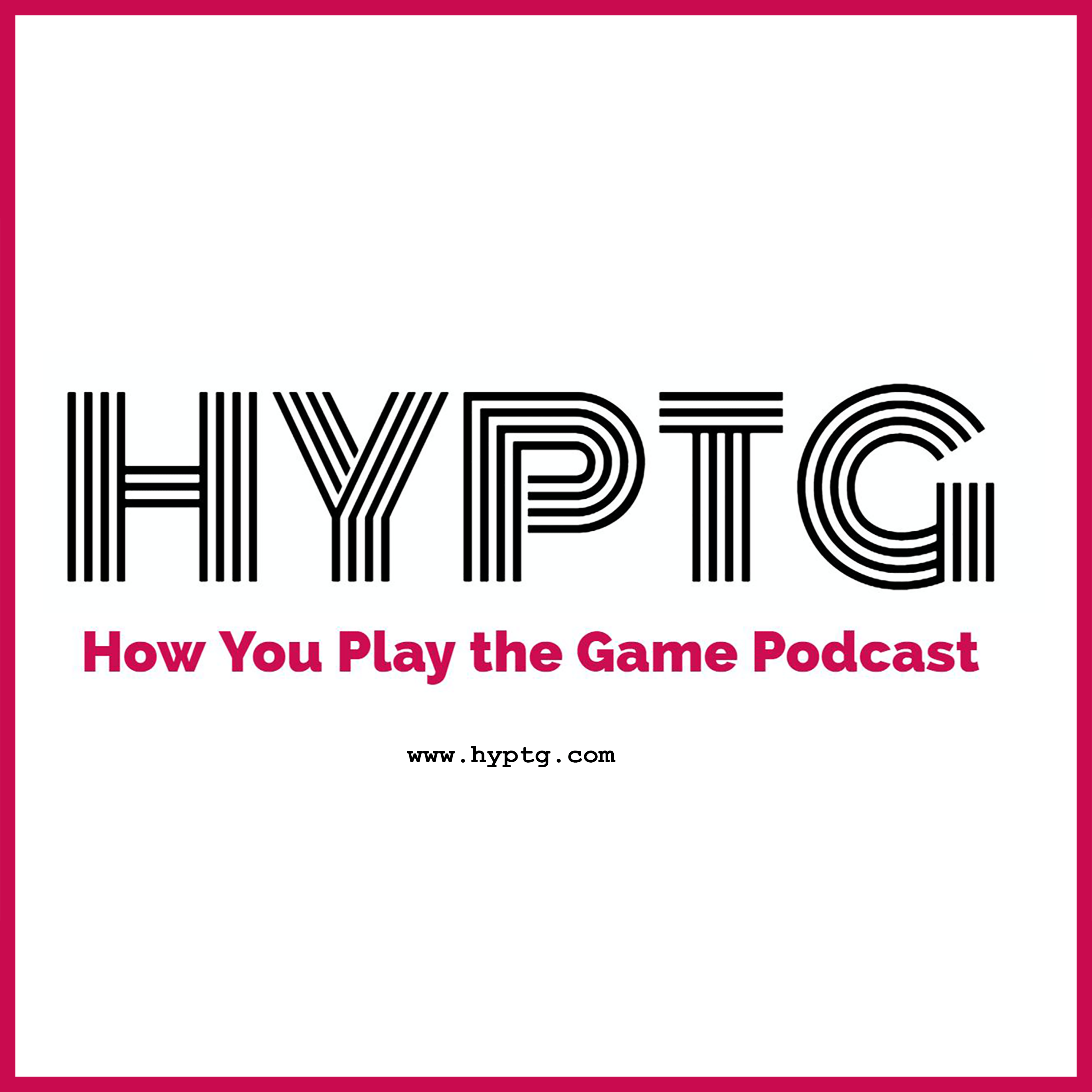 HYPTG - How You Play the Game logo
