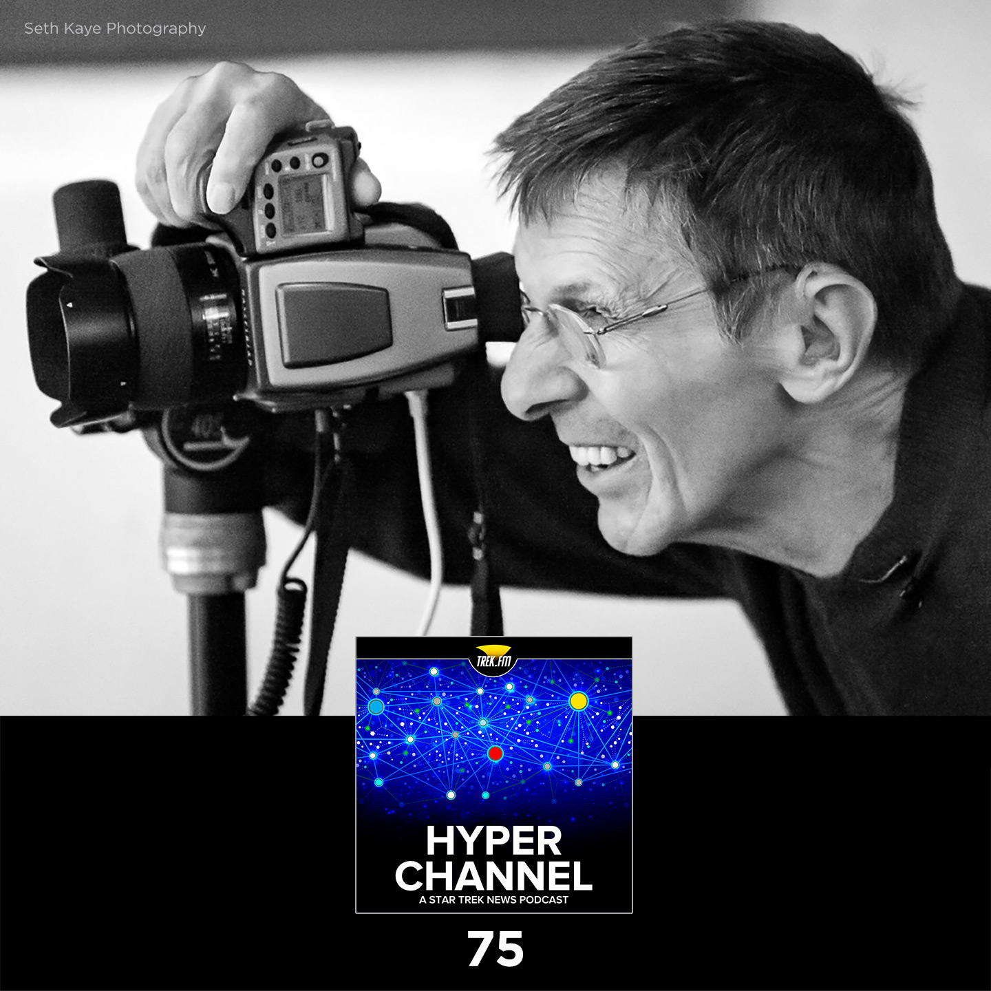 Hyperchannel 75: The Other Side of the Lens