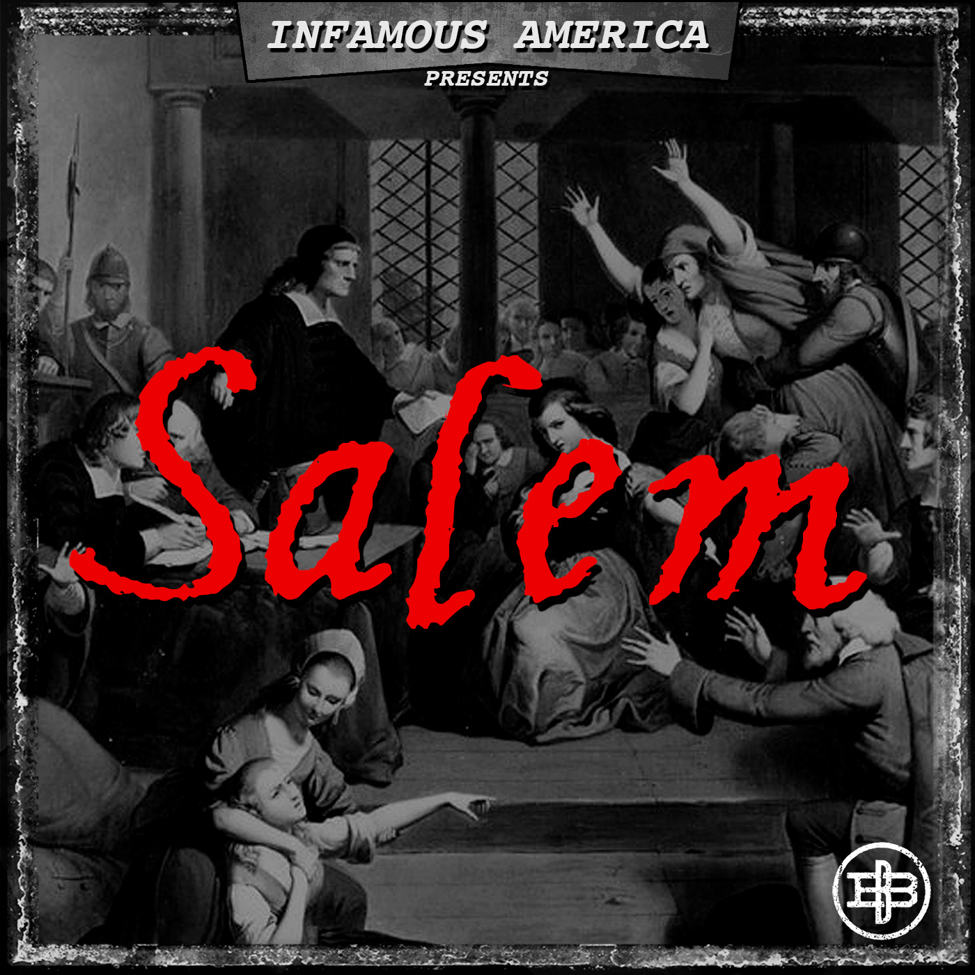 INFAMOUS AMERICA | Salem Interview: Rachel Christ