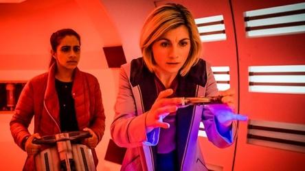 Tim's Take On...: Tim's Take On: Episode 461(Dr Who:The Tsuranga Conumdrum review )