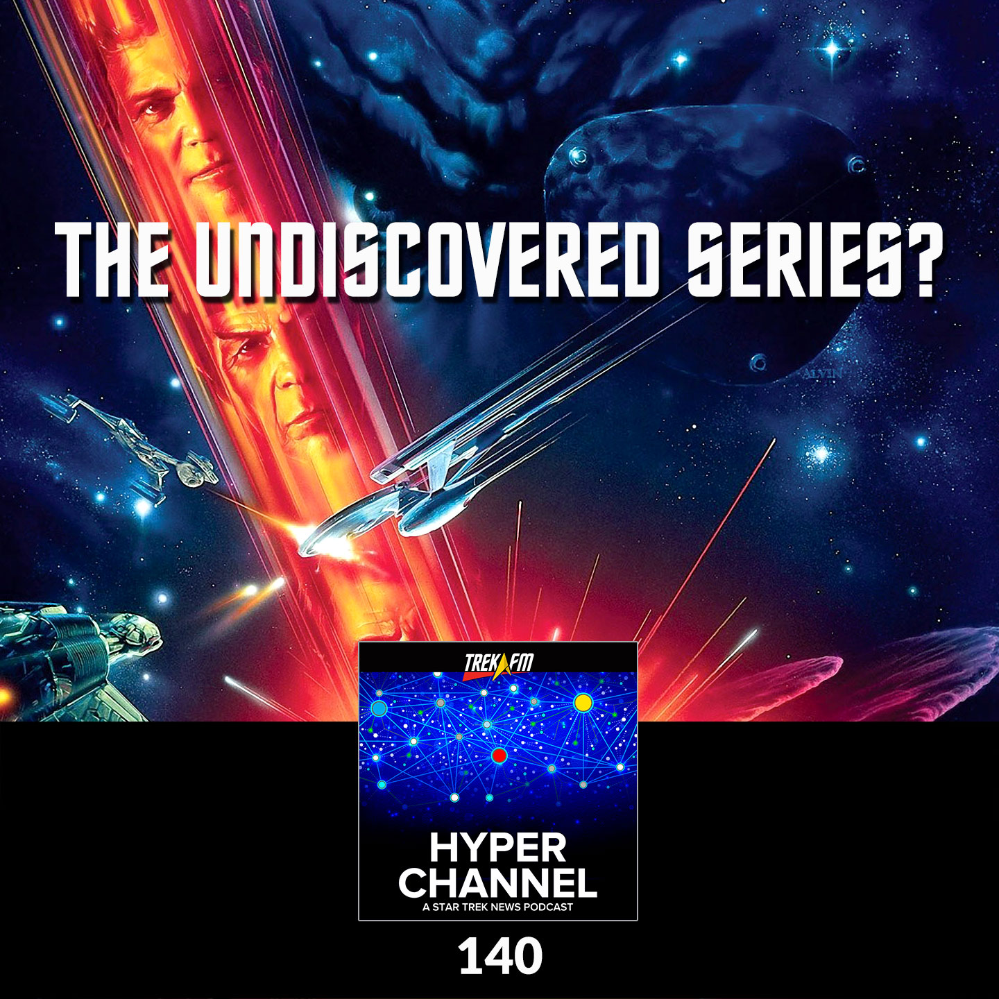 140: The Undiscovered Series?