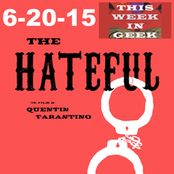 This Week in Geek 6-20-15 Live at the Blue Box