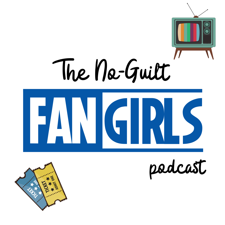 The No-Guilt Fangirls Podcast show art