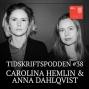 Artwork for #38: Carolina Hemlin & Anna Dahlqvist