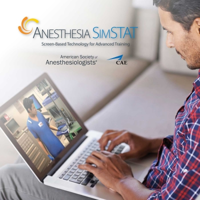 ASA's Anesthesia SimSTAT podcast show image
