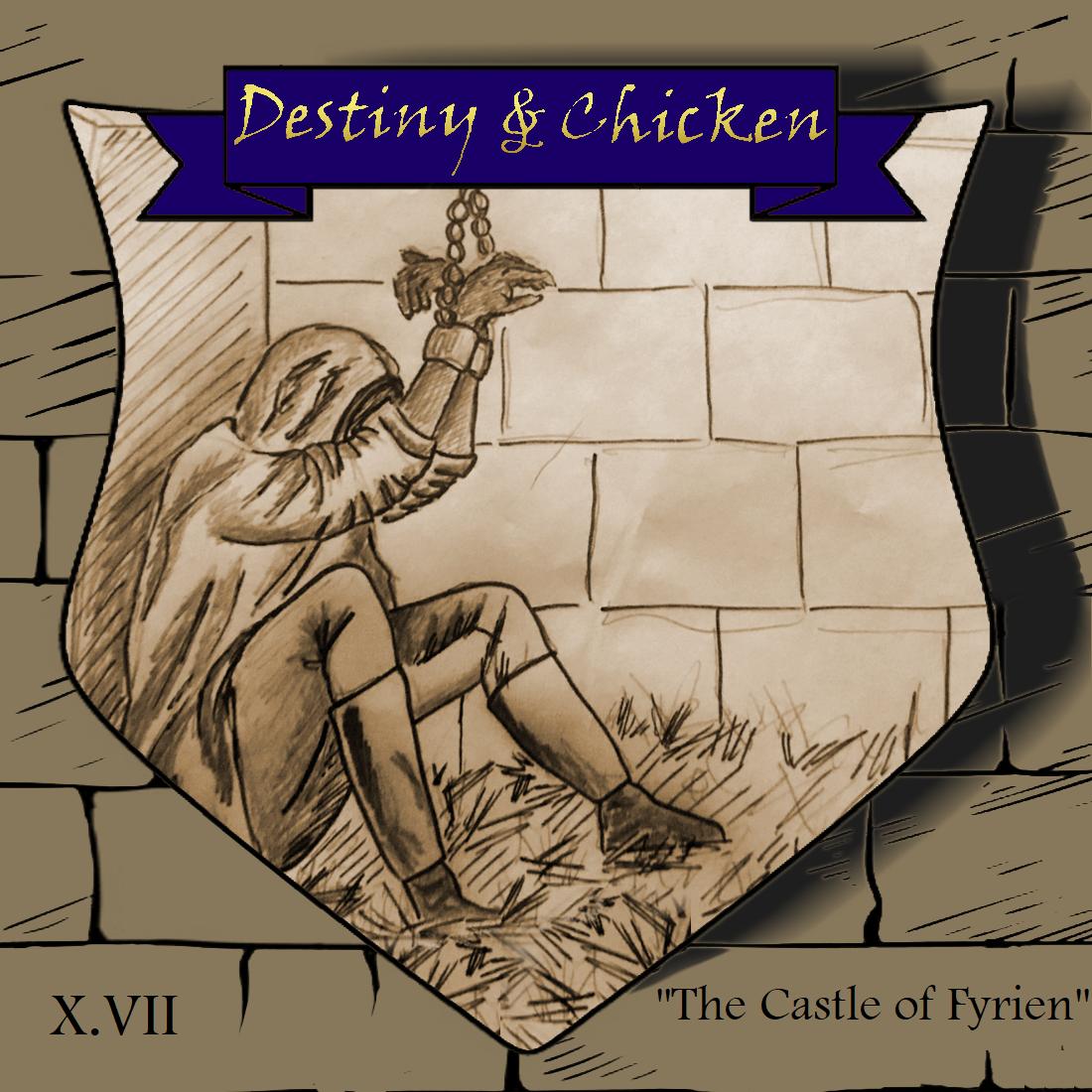 Episode III.VII - The Castle of Fyrien