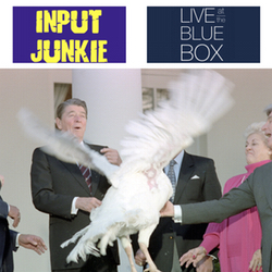 Input Junkie Thanksgiving Special LIVE 2014