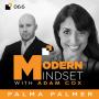 Artwork for Modern Mindset 066 - Palma Palmer on The Power of No
