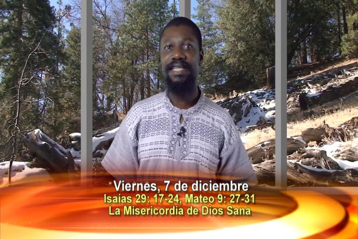 Artwork for Dios te Habla con Pablo Gbortsu, SVD  El tema: la misericordia de Dios sana