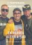 """Artwork for """"Ruben Blades me salvó la vida' Alexis & Fido"""