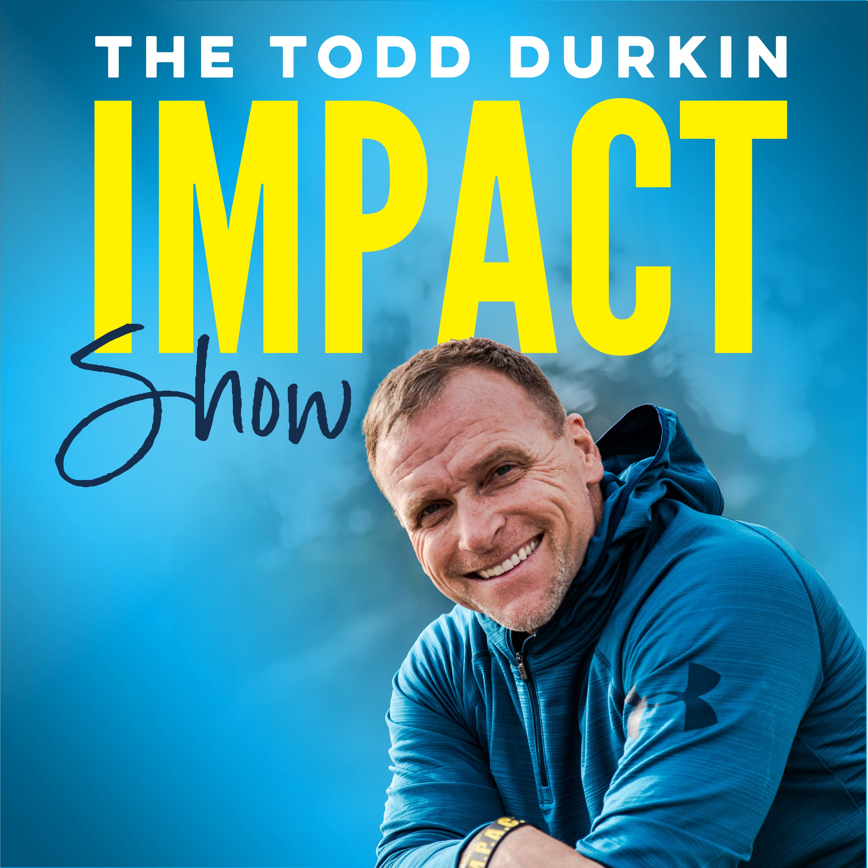 Todd Durkin IMPACT Show show art