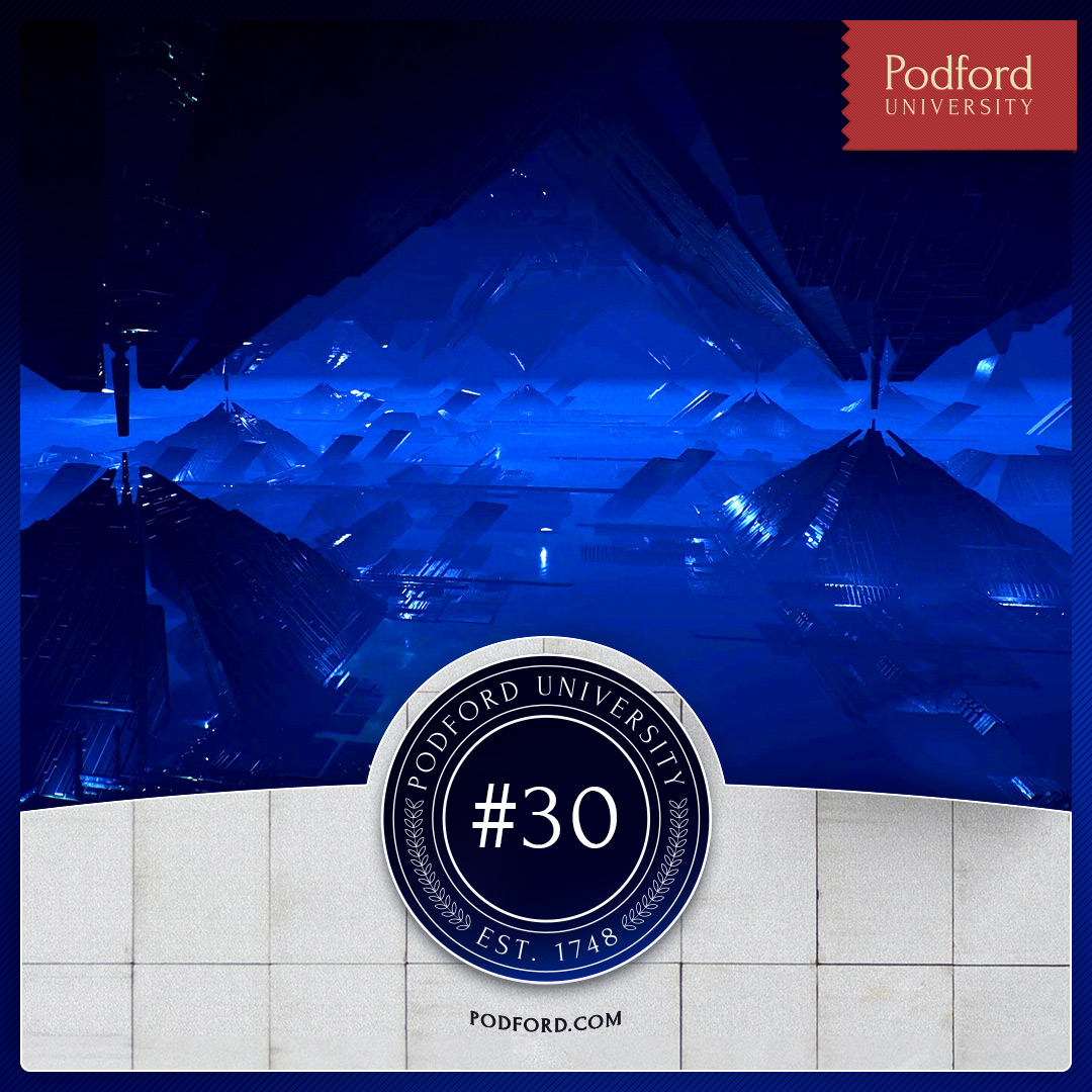 Podford University: The Legend of the Registrar's Vault