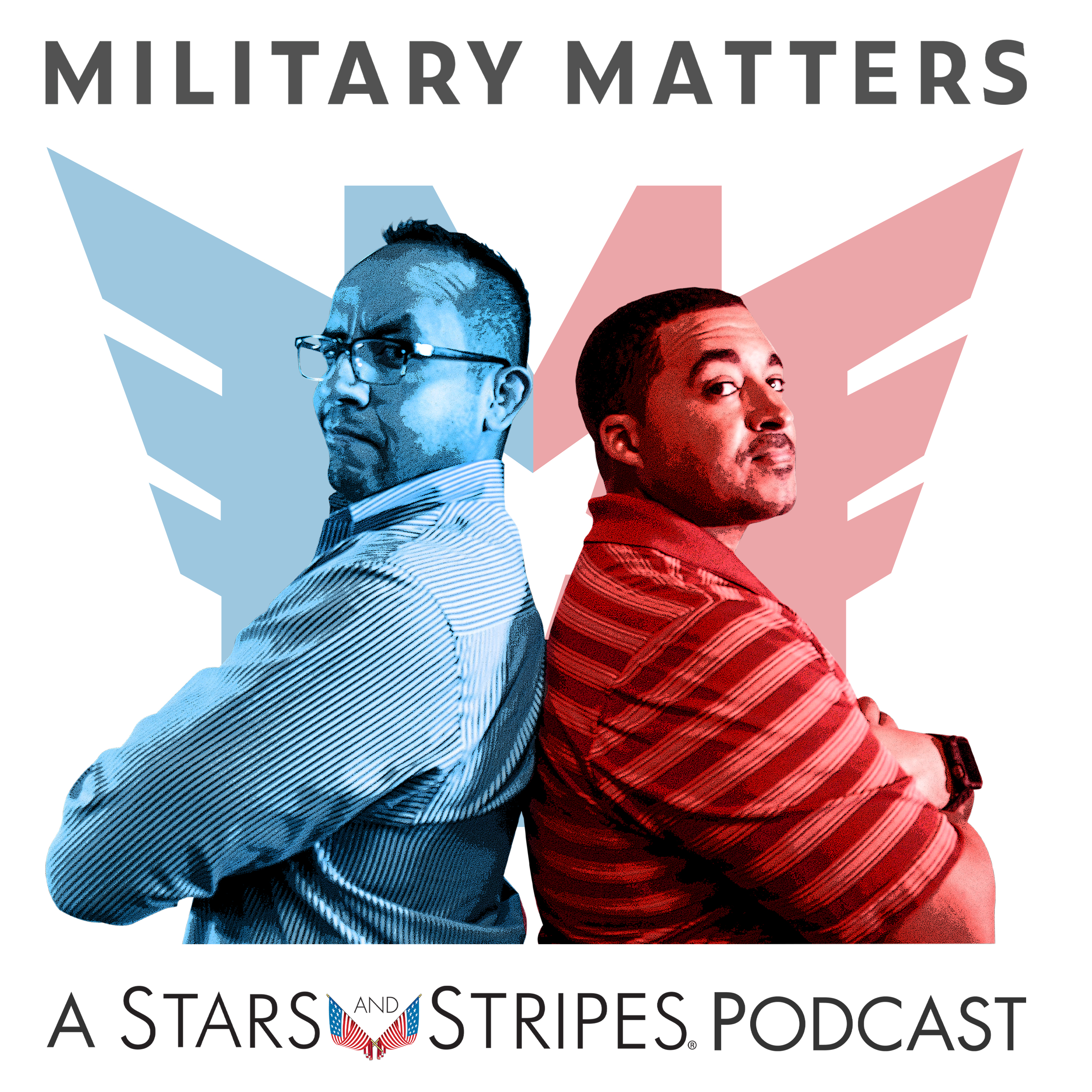Military Matters Podcast show art