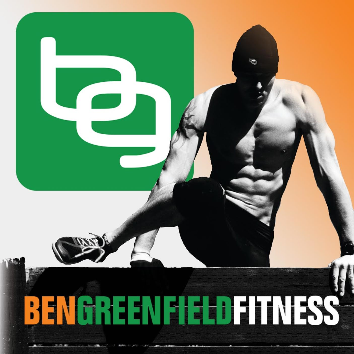 Ben Greenfield Fitness: Diet, Fat Loss and Performance show art