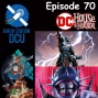 Artwork for The Earth Station DCU Episode 70 – DC House of Horror