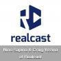 Artwork for Nino Sapina and Craig Vezina of Realcast