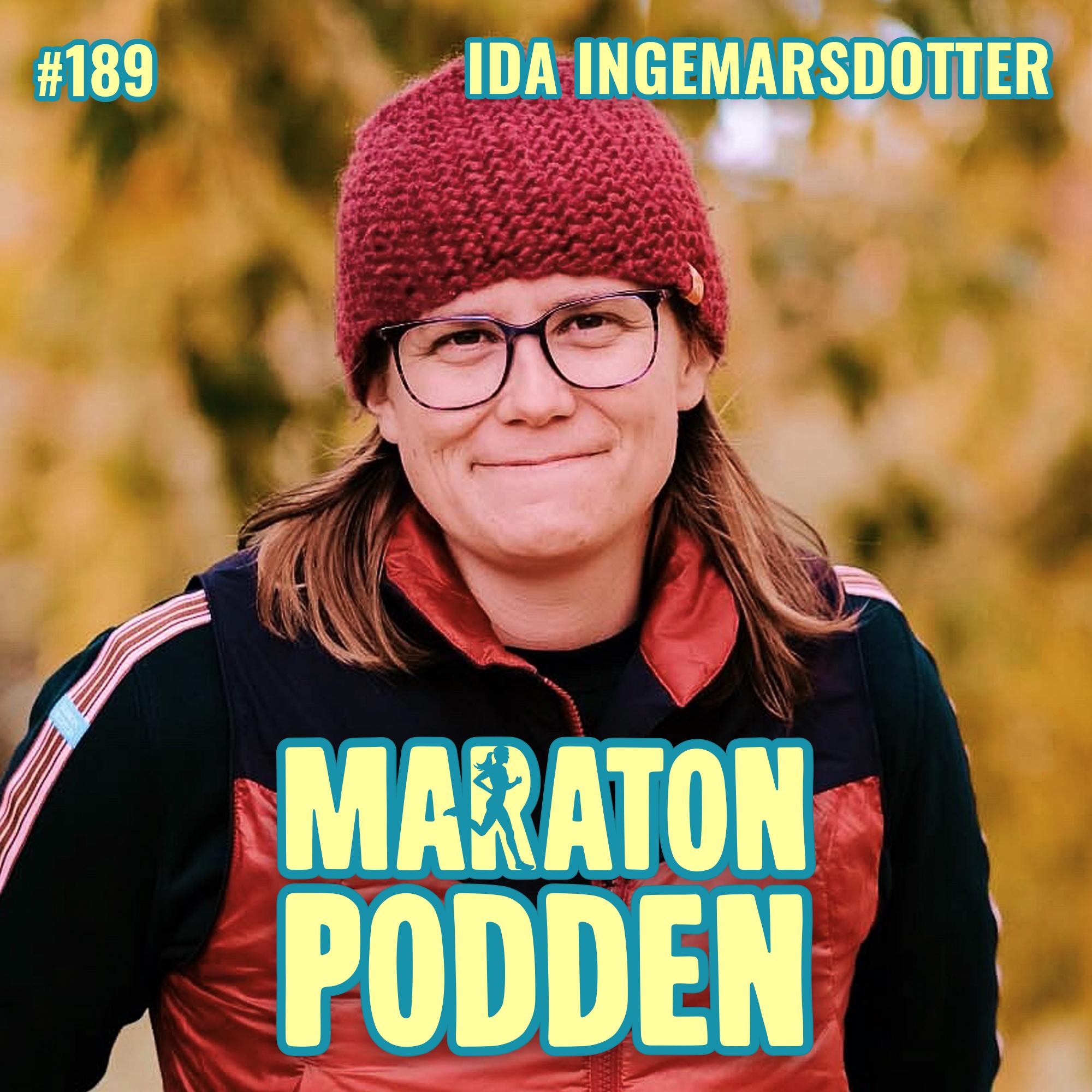 #189: Ida Ingemarsdotter, Eva Röse ska spela huvudrollen i filmen om mitt liv