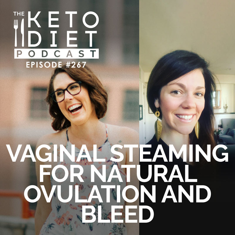 #267 Natural Ovulation and Bleed with Kit Murray-Maloney