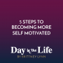 Artwork for MINISODE | 5 Steps To Becoming More Self Motivated