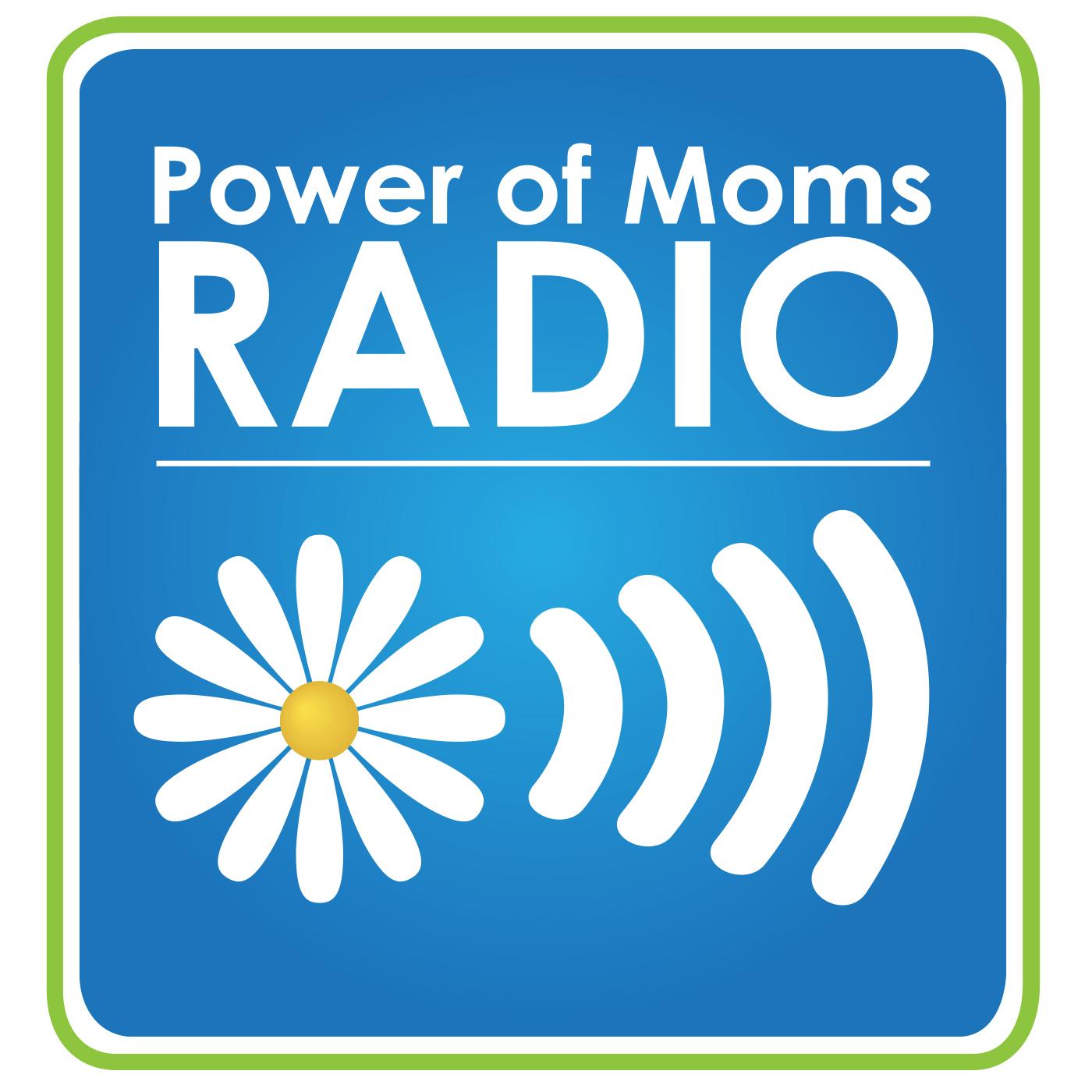 Power of Moms Radio logo