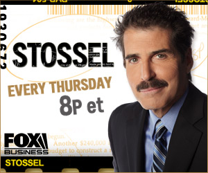 Artwork for Show 1119 Stossel Spring Cleaning