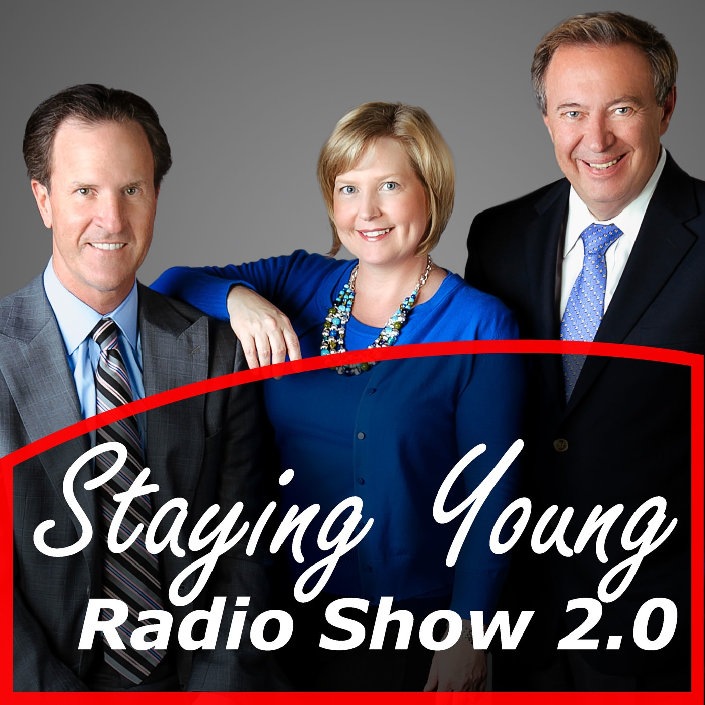 The Staying Young Show 2.0 - Entertaining | Educational | Health & Wellness logo