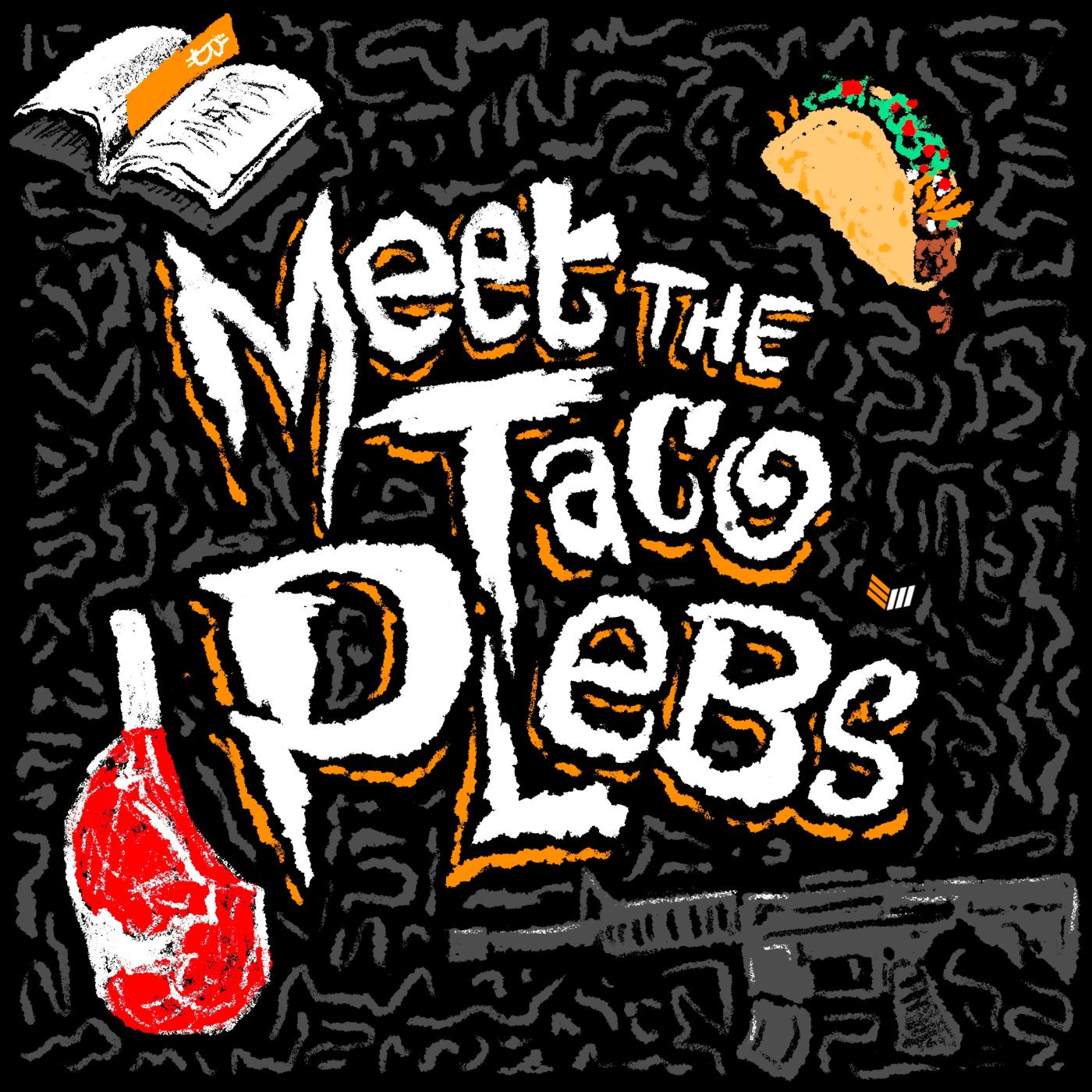 Meet the Bitcoin Taco Plebs - Bitcoin Magazine show art