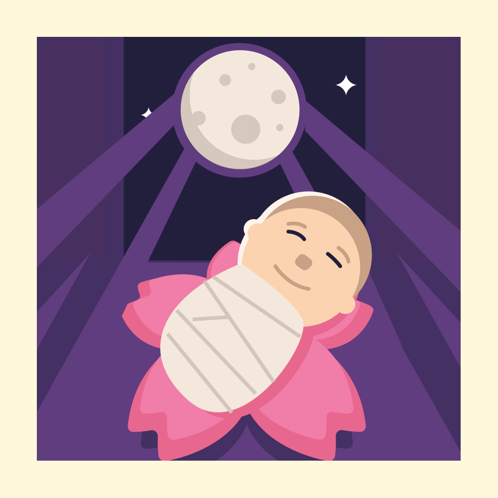 Bask in the Beauty of Moonflower in this Japanese Folktale - Storytelling Podcast for Kids - Moonflower:E 103