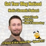 Artwork for E17 - Get Your Blog Noticed A Review of Viral Content Bee
