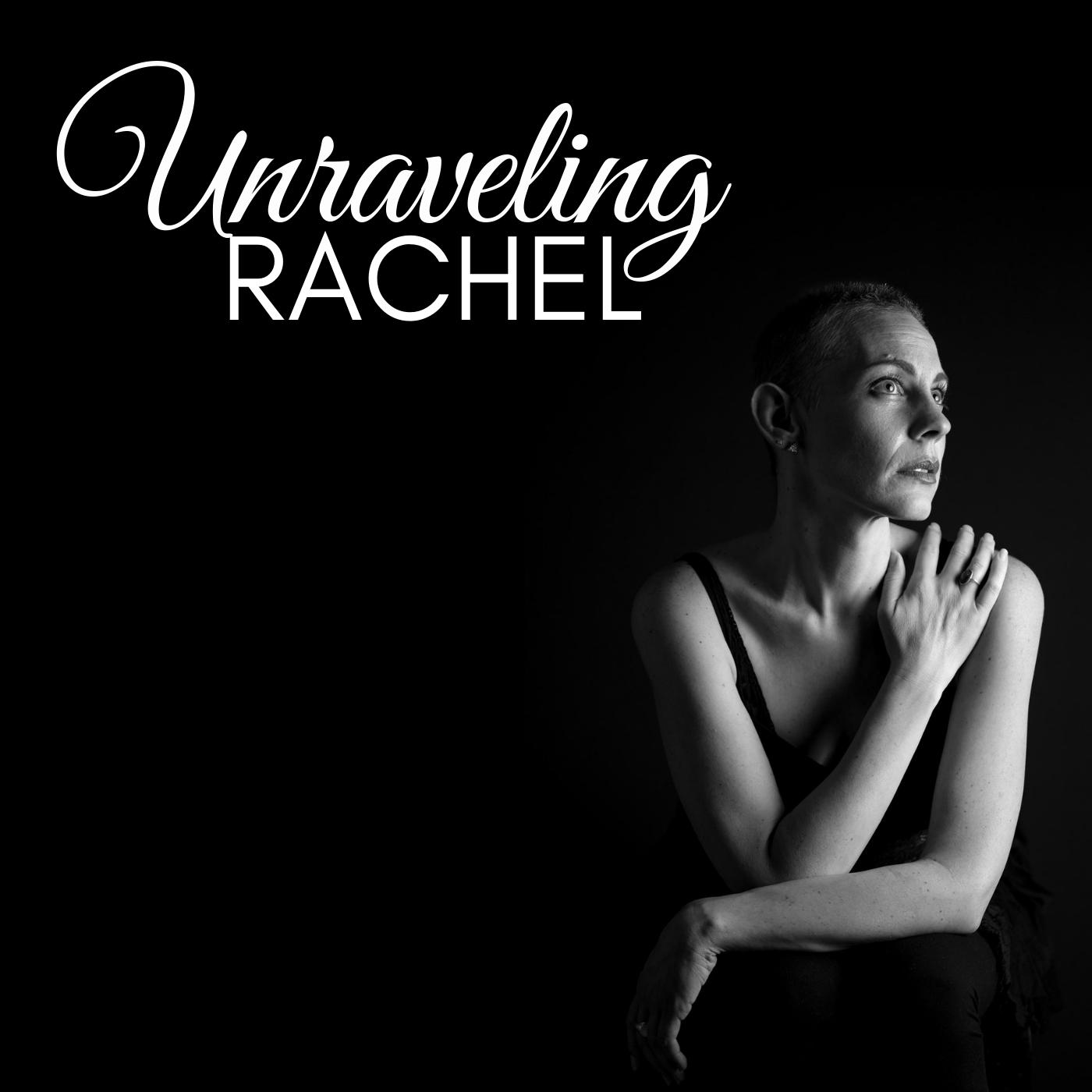 Unraveling Rachel show art