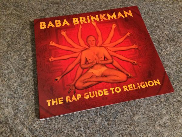 Podcast 236 - Baba Brinkman (The Rap Guide to Religion)