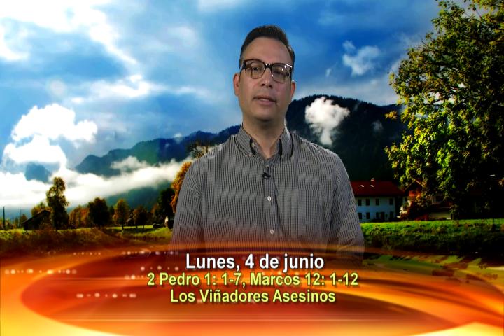 Artwork for Dios te Habla con Elder Samaniego; Tema el hoy: Los viñadores asesinos