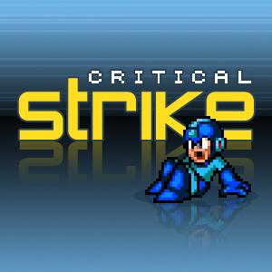 Critical Strike show art