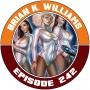 Artwork for EP242 - Brian K. Williams Interview