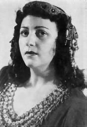 Aida, January 24, 1953