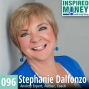 Artwork for 096: Break Free From Anxiety with Stephanie Dalfonzo