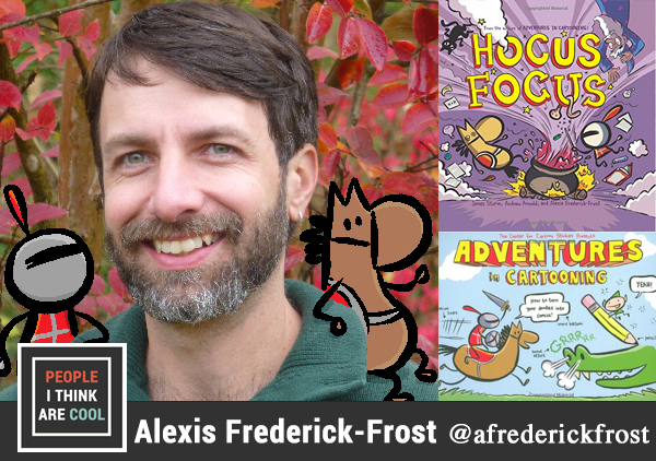 Ep. 88 Alexis Frederick-Frost