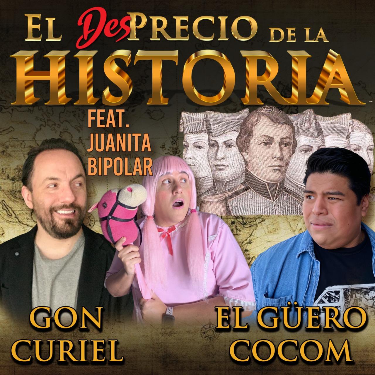 18 - Los Niños Héroes hicieron casting ft. Juanita Bipolar