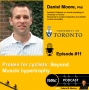 Artwork for FTP #11: Daniel Moore, PhD - Protein for Cyclists: Beyond Muscle Hypertrophy
