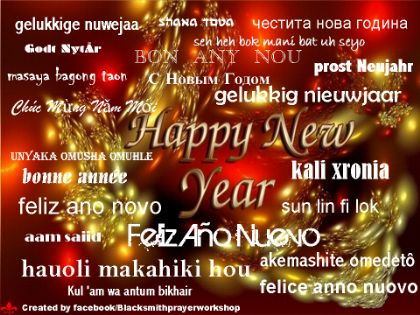 HAPPY NEW YEAR!!!!