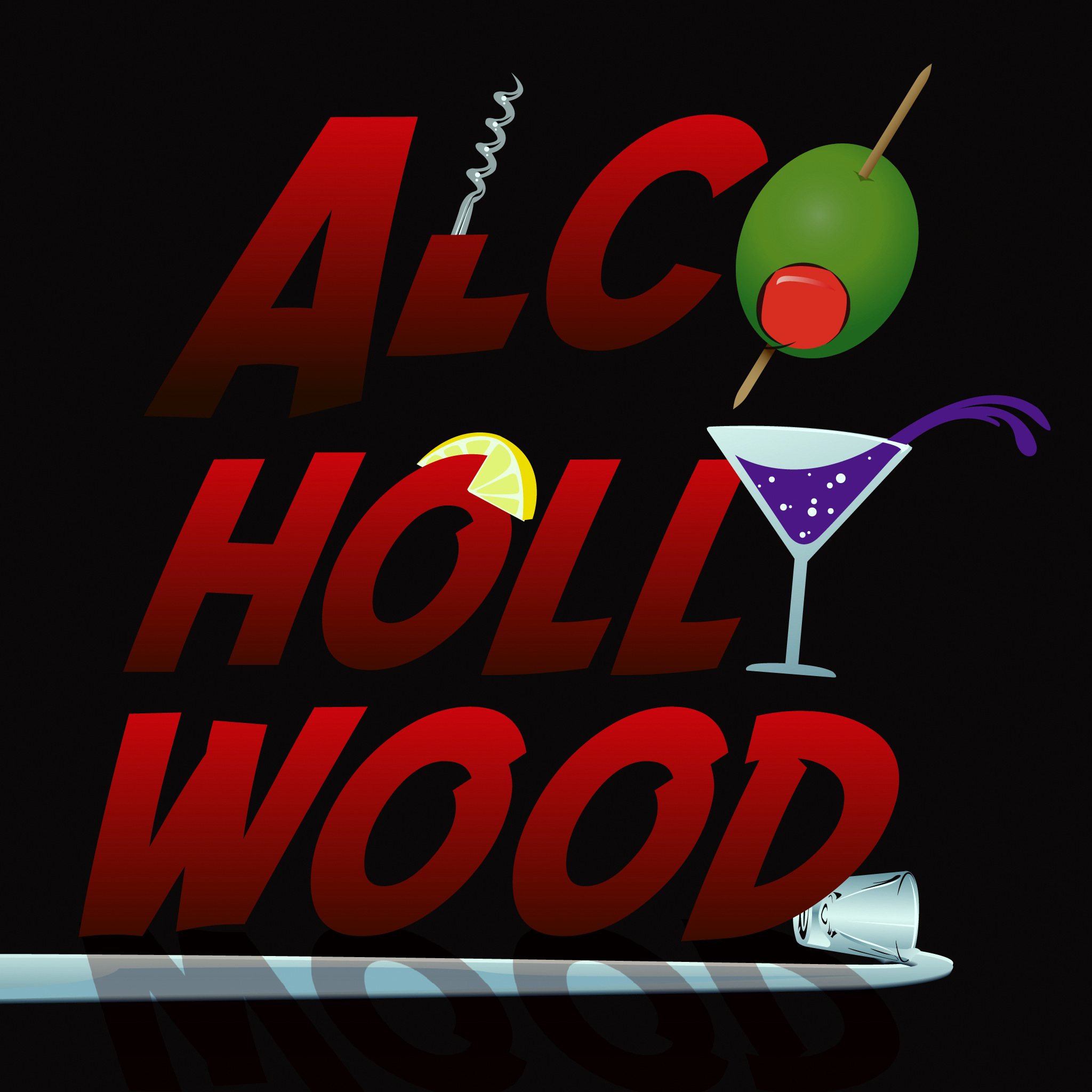 Alcohollywood show art
