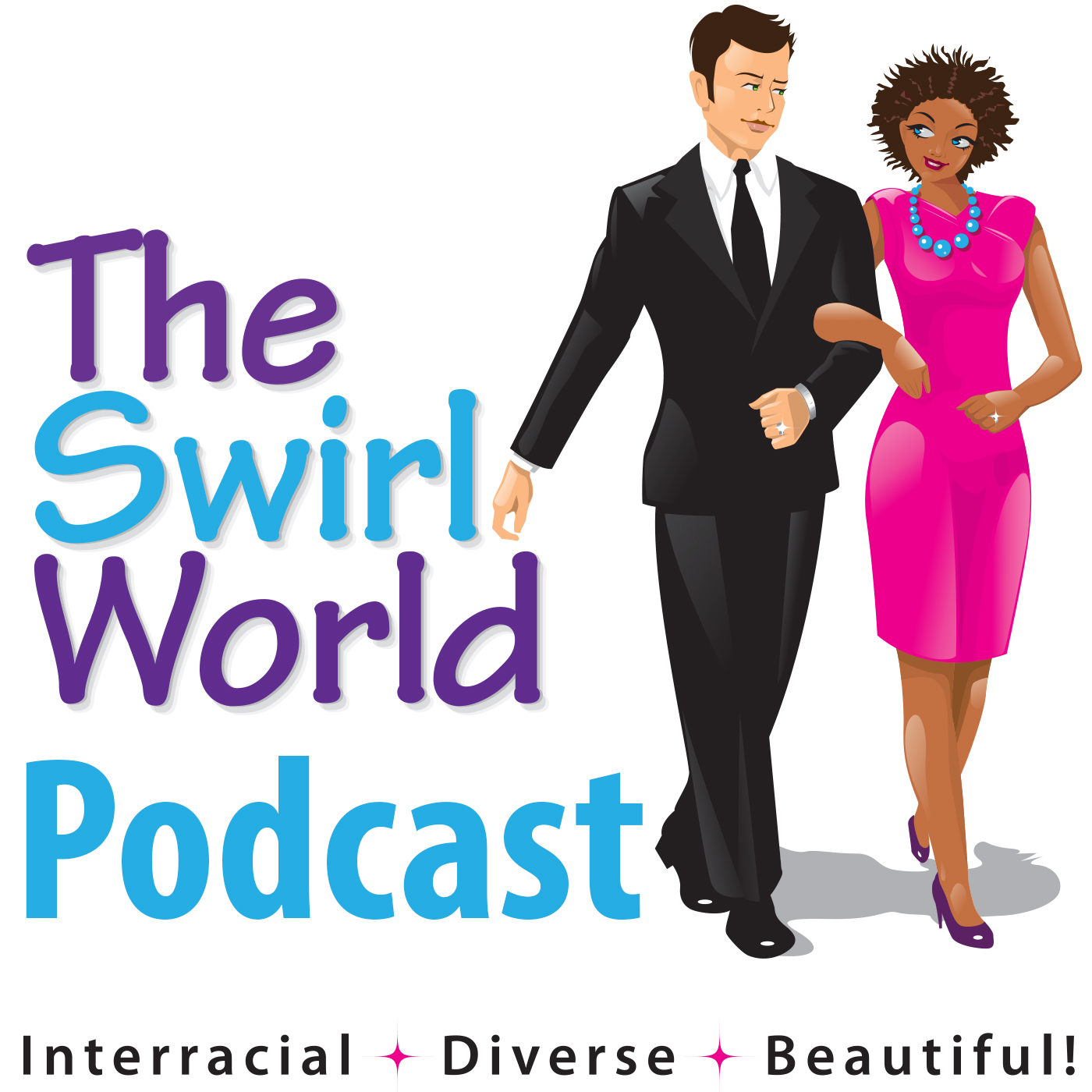 The Swirl World Podcast show art