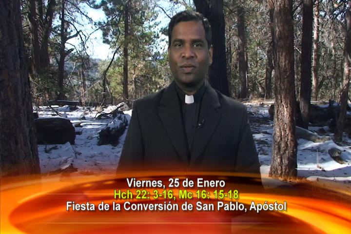 Artwork for Dios te Habla con Fr. Deeber Yonas, SVD; Fiesta de la Conversión de San Pablo, Apóstol