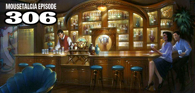 Mousetalgia Episode 306: Le Salon Nouveau at Club 33, listener email