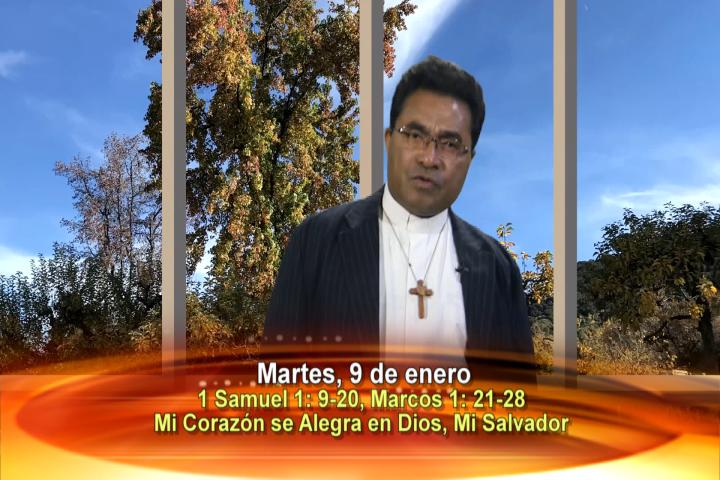 Artwork for Dios te Habla con Fr. Beni Leu, SVD;  Tema el hoy: Mi corazón se alegra en Dios, mi salvador.