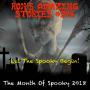 Artwork for RAS #348 - Let The Spooky Begin!