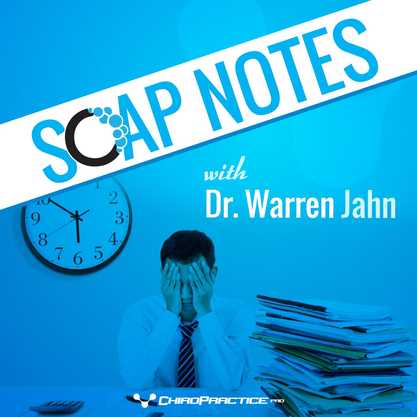 Artwork for 03_Episode_3__SOAP_Notes_with_Dr._Warren_Jahn.mp3
