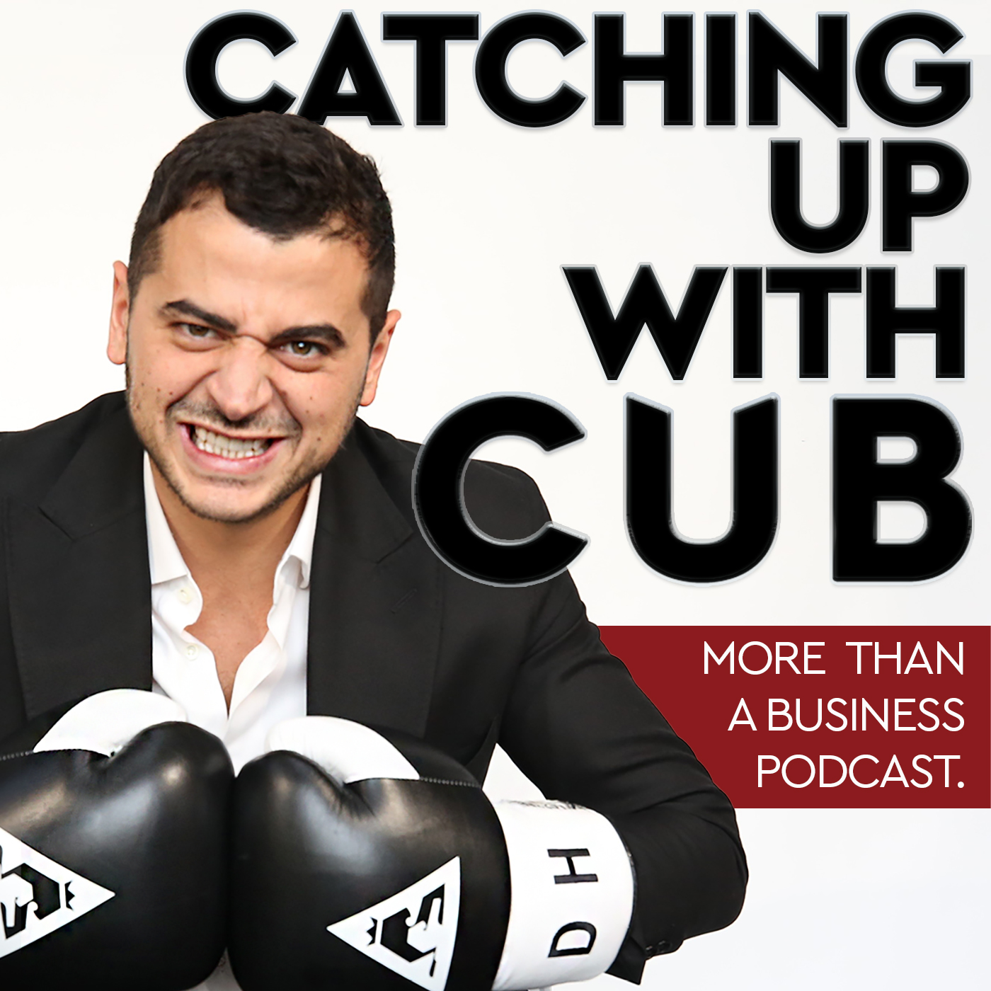 Catching Up With CUB show art