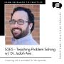 Artwork for S2E5 - Teaching Problem Solving w/ Dr. Judah Axe