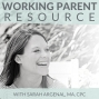 Artwork for WPR032: Making a Smooth Return to Work After Maternity Leave with Janine Esbrand